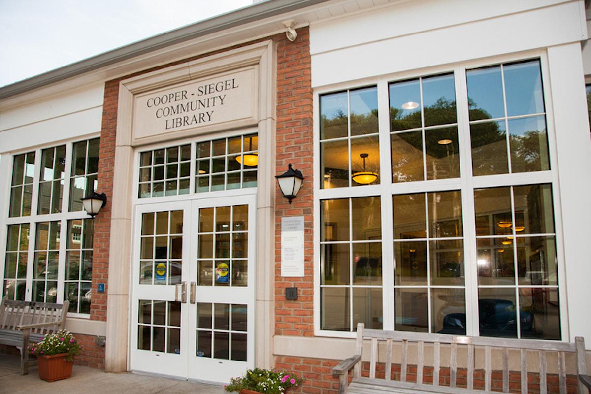 Cooper Siegel Library